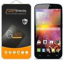 3X Supershieldz Alcatel OneTouch Pop Icon A564C Tempered Glass Screen Protector