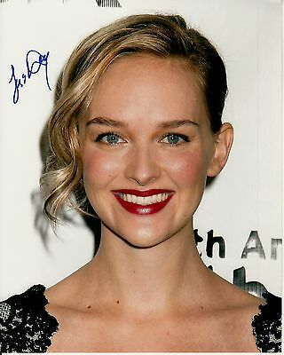 Popular Brand Jess Weixler Hand-signed Sexy '07 Event Closeup 8x10 Authentic W/ Uacc Rd Coa Autographs-original