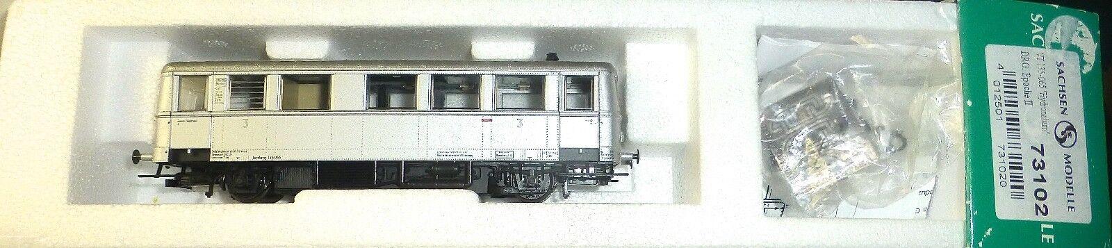 VT135 065 Automotrice Hydronalium DRG Epii Sachsenmodelle 73102 1:87 H0 KC3 Å