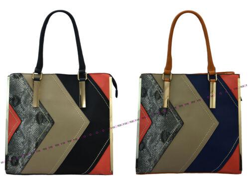 Di Tracolla In Ladies Grande Borsa Donna Moda Stile Womens Marca Pelle A Shopper fgwqp