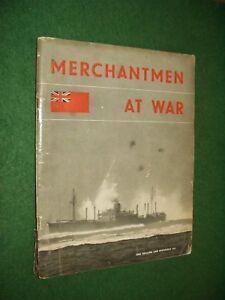 HMSO-MERCHANTMEN-AT-WAR-BOOKLET-62