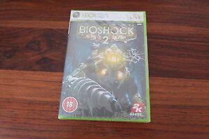 BIOSHOCK-2-NEUF-NEW-pour-X-BOX-360-UK