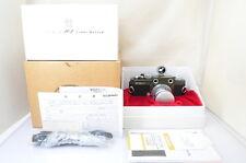 [MINT++]Voigtlander Bessa-T+ 50mm F/3.5 Heliar + Winder 101 Years Body in  w/Box