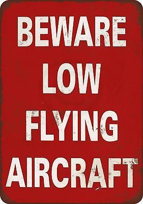 "Beware Of Entomologist 8/"" x 12/"" Vintage Aluminum Retro Metal Sign VS164"