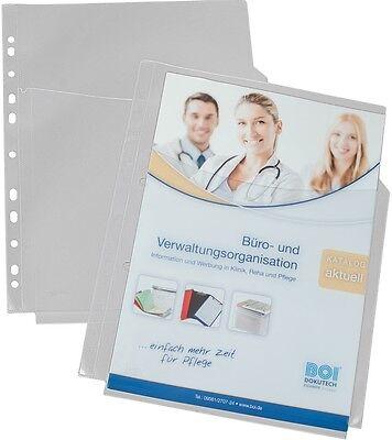 10 Stk Reißverschluss Datei Beutel Raster Dokumenten Tasche Mehrzweck Aufbe H6X2