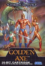 ## SEGA Mega Drive - Golden Axe 1 / MD Spiel ##