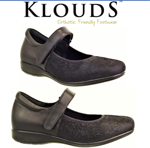 Klouds Pelle scarpe Orthotic Orthotic friendly comfort Pelle Klouds extra   e815c0