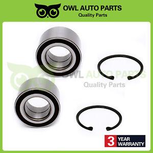 510089-Front-Wheel-Hub-Bearings-LH-amp-RH-Pair-Set-for-06-11-Honda-Civic-Acura-CSX