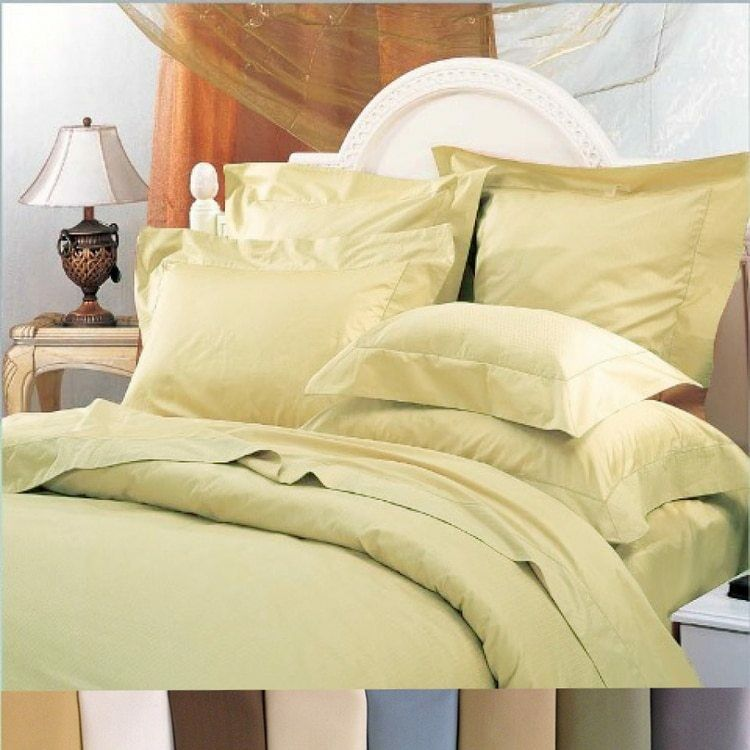 650tc Cotton Blend Duvet Cover Set