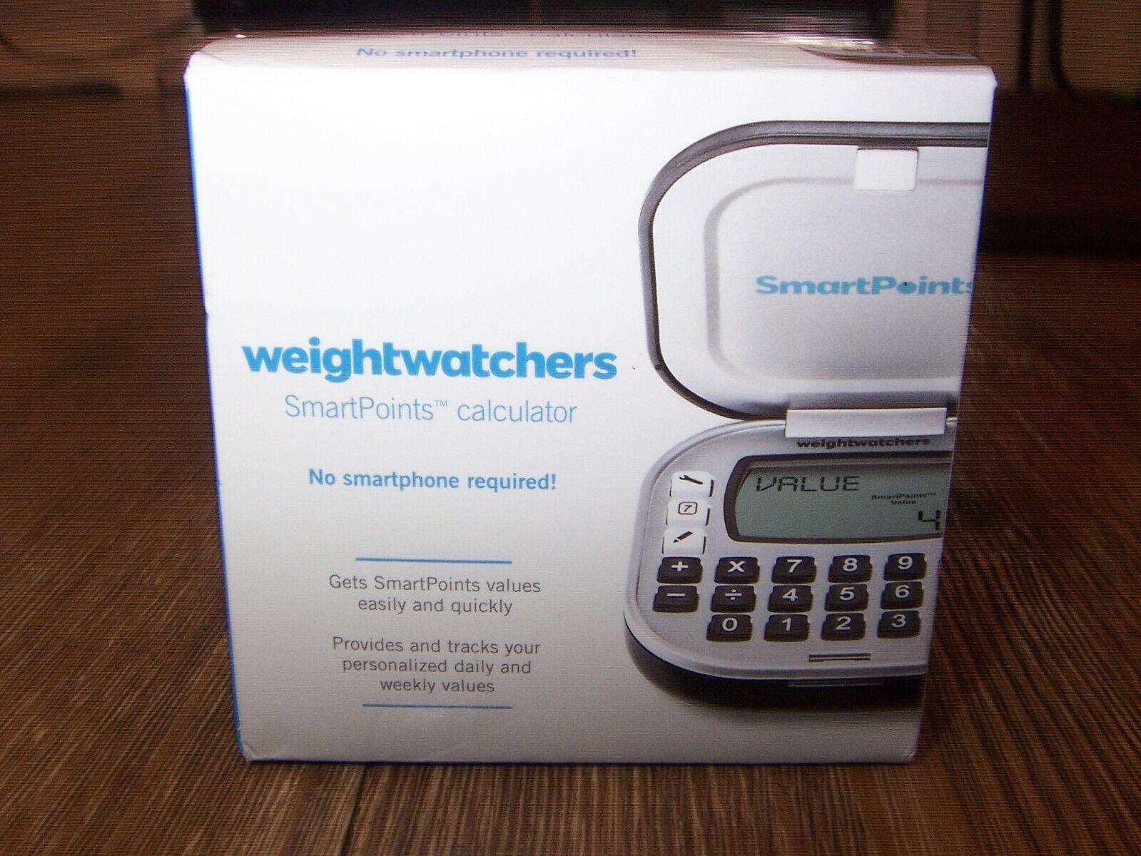 NEW in BOX Weight Watchers SmartPoints Calculator Portable Lose Weight/Diet