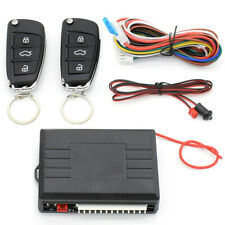 Car Remote Central Kit Door Lock Locking Keyless Entry System Dc 12v Universal