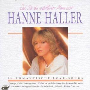 Hanne-Haller-Weil-du-ein-zaertlicher-Mann-bist-16-romantische-Love-Songs-CD