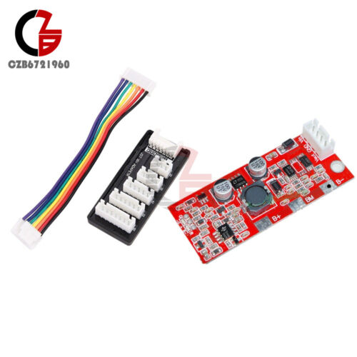 2S-6S JST XH Balance Charger Adapter Battery Charging 2S Packs 18650 Board