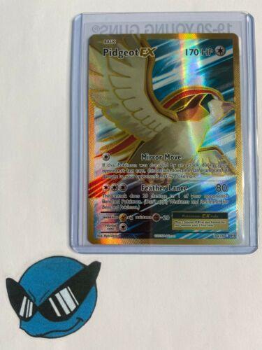 Pidgeot EX 104//108 XY12 Evolution Pokemon TCG