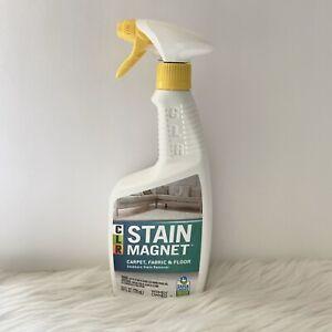 Details about CLR STAIN MAGNET Carpet Fabric & Floor Stubborn Stain Remover 26 oz Spray Bottle