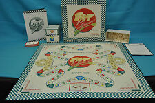 1996 Fat Chance Board Game GameWich 100% Complete Winner Loses All!!