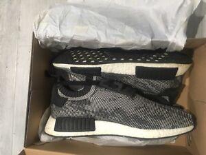 adidas nmd r1 pk gris