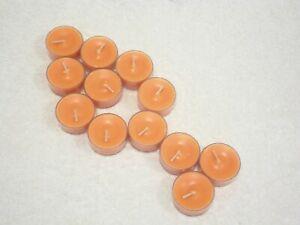 Partylite Spiced Pumpkin Votives NIB