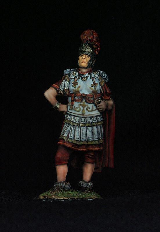 Russian Lead Miniatures.Roman Legate Legio II Augusta. I Century AD