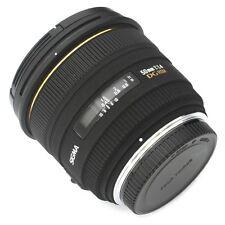 SIGMA 50mm 1:1.4 EX DG HSM LENS for NIKON - 50 mm f/1.4