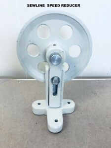 "Speed Reducer 2/"" and 6/"" Pulley For Industrial Sewing Machines"