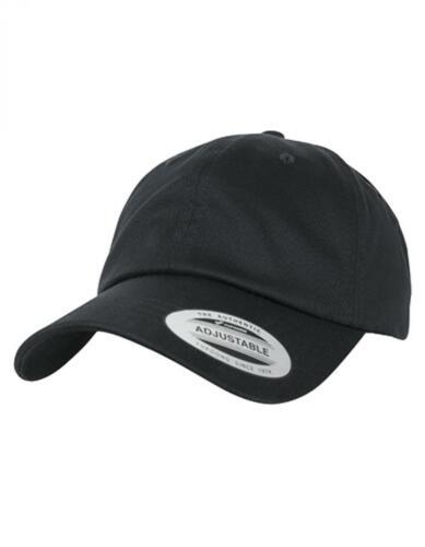 Perfiles low Organic Cotton cap, bio-algodónFlexfit