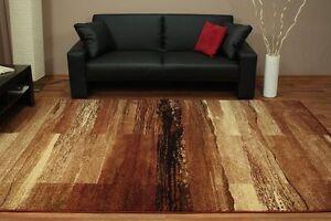 Teppich-Standar-Spinel-Zimt-Wohnzummer-braun-133x190-170x240-200x300-cm-kurzflor