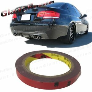 3m Double Side Adhesive Tape 1 Roll For Install Auto Car