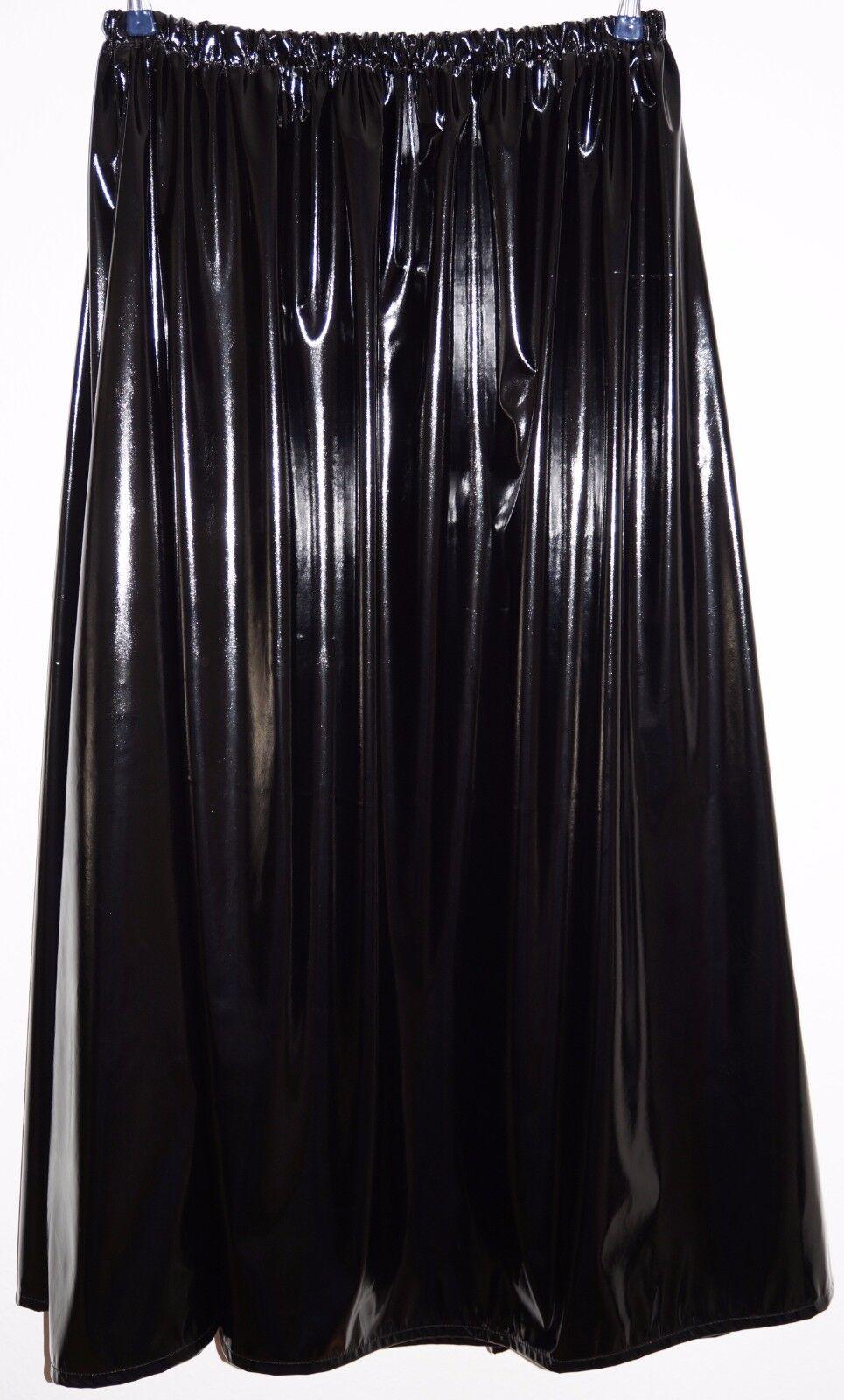 VERNICE-Rock VERNICE-Rock VERNICE-Rock lungo mis. 50 52 54 56 - PVC-skirt long US 2x, 3x, 4x 09e43b