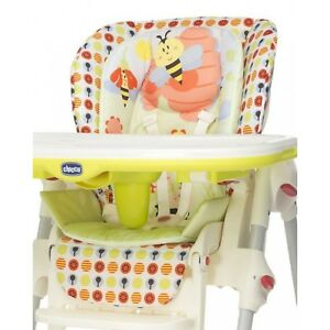 Lining High Chair Chicco Polly 2 In 1 Sunny Ebay