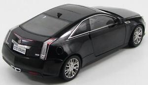 1 18 Kyosho Cadillac Cts Coupe 2010 Black Item G005bk Ebay