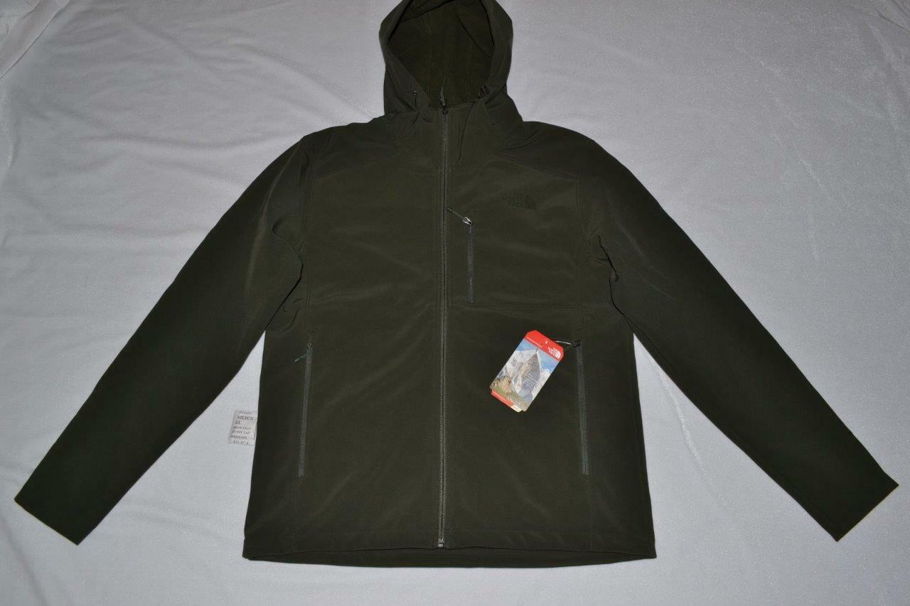 THE NORTH FACE Herren APEX BIONIC 2 HOODY ROSING Grün XL XLARGE NEW AUTHENTIC