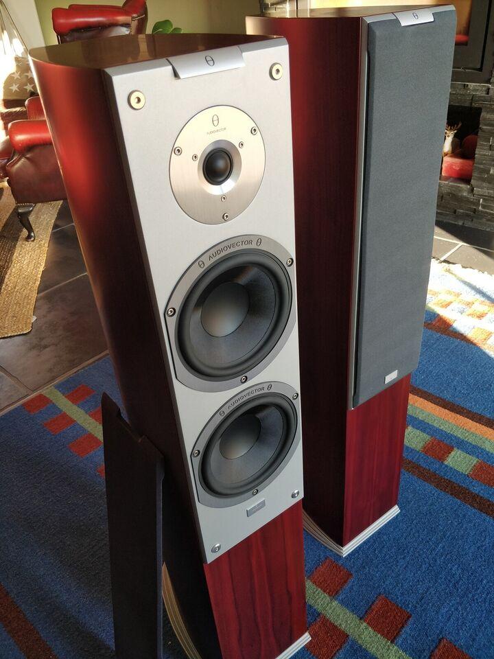 Højttaler, Audiovector, Si3 Super
