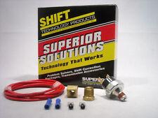 Transmission High Gear Lock up Switch Kit 700R4 4L60 200-4R Superior K013  99411