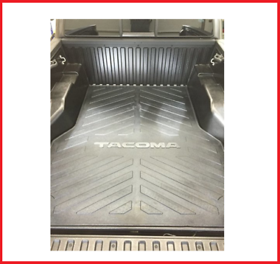 2005 2020 toyota tacoma bed mat 6 5 long bed only genuine oem pt580 35050 lb ebay 2005 2020 toyota tacoma bed mat 6 5 long bed only genuine oem pt580 35050 lb ebay