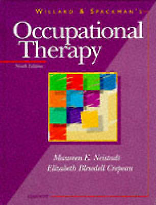 1 of 1 - VGC Willard & Spackman's Occupational Therapy Book by  Crepeau & Neistadt