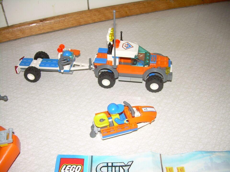 Lego City, 7726+7737+7736