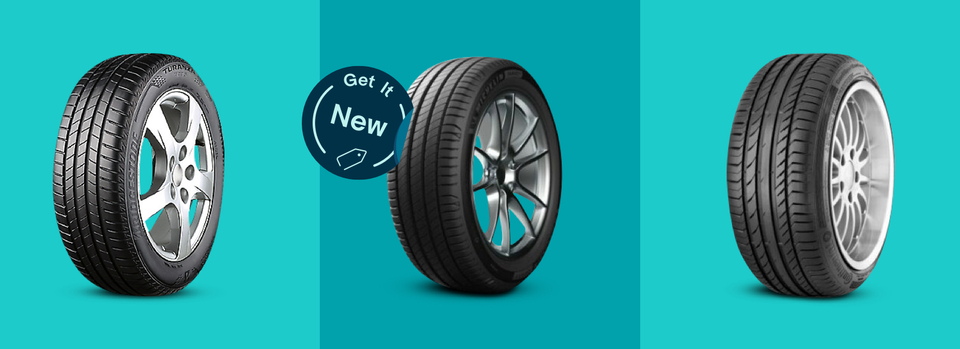 Shop Now - Save 10% on Branded Tyres