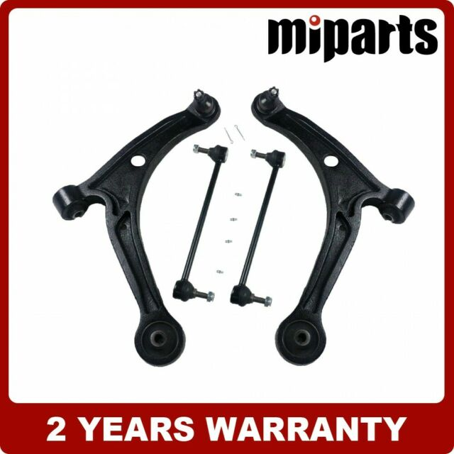 Front Lower Control Arm And Ball Joint Sway Bar Set 4PCS