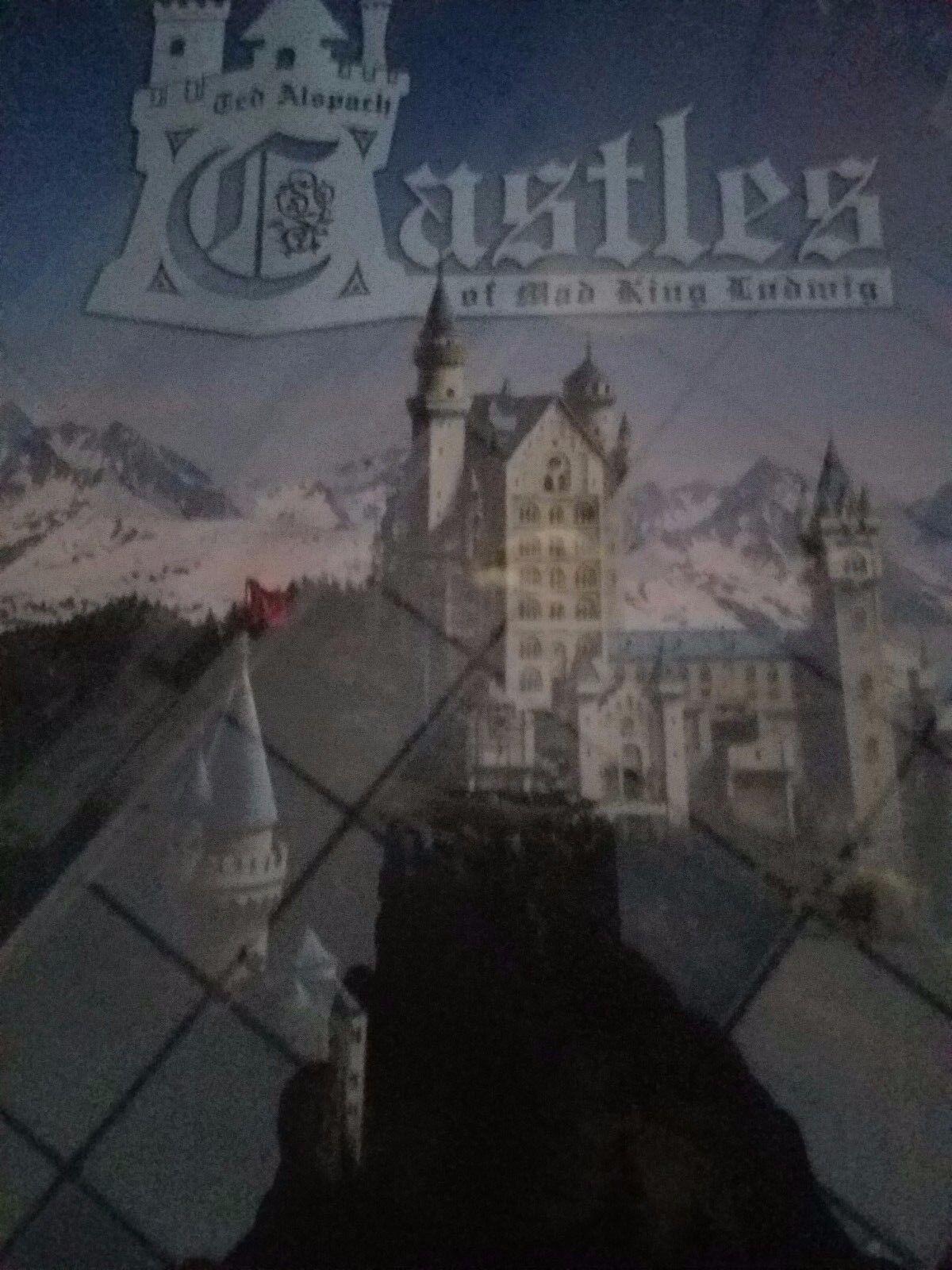 Les châteaux de Mad King Ludwig-Bezier Games Jeu de plateau NEUF