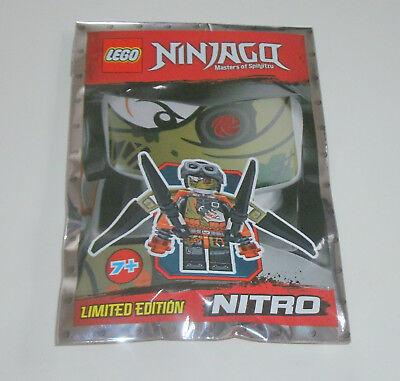 LEGO Ninjago Nitro Limited Edition Neu /& OVP