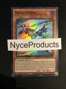 TOCH-EN042 Micro Coder Super Rare 1st Edition