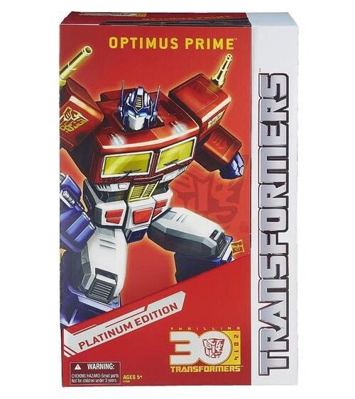 Hasbro Transformers Platinum Year Year Year Of The Horse Masterpiece Optimus Prime UK 8b0afb