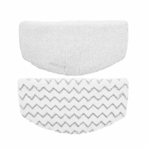 2pcs soft washable Microfiber Mop Pads for Bissell symphony series Steam Mop Pad