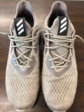 b015403c10131 Adidas Alphabounce EM Running Shoes US Mens Size 14 Tech Earth Brown BB9041