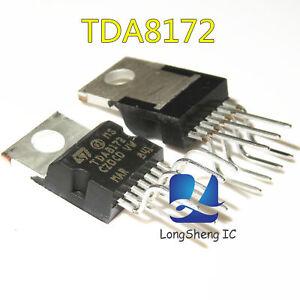 Encapsulacion-10PCS-TDA8172-ZIP-7-TV-deflexion-vertical-Circuito-De-Salida-Nuevo