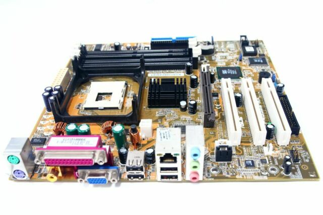Asus P4S533-MX Desktop PC Motherboard Microatx Intel Socket/Socket 478 SiS651