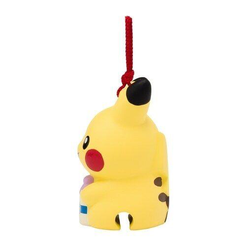 Pokemon Center Original New Year/'s Ceramic Bell Pikachu /& Moomoo Milk