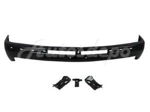 New Bumper Face Bar Bracket Front Driver Left Side Outer Chevy Yukon Suburban LH