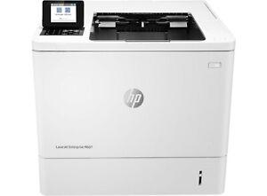 HP-LaserJet-Enterprise-M607DN-M607-A4-Mono-Duplex-Network-USB-Printer-Warranty